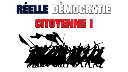 Reelle Democratie Citoyenne by gixgeek