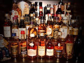 alcohol by quarantinee