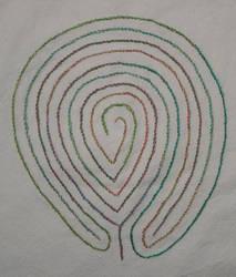 goddess labyrinth by emortalcoil