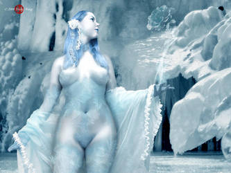 Ice Elemental by HoiHoiSan