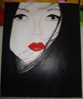 Peinture 09 Acrylique by dc58