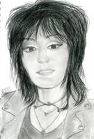 portrait 01 Joan Jett by dc58