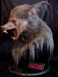 Werewolf by MonsterAsylum