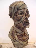 'the Mummy' by MonsterAsylum