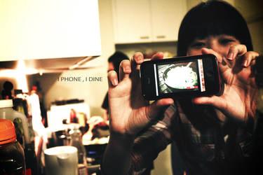 I Phone, I Dine by Kendylife