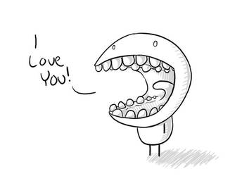 He Loves You. . . Apparently. by FailAtLife