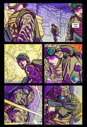 After the Dream 18-11: Ambush by afterthedream