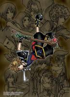 + Kingdom Hearts II: Destani + by emorae