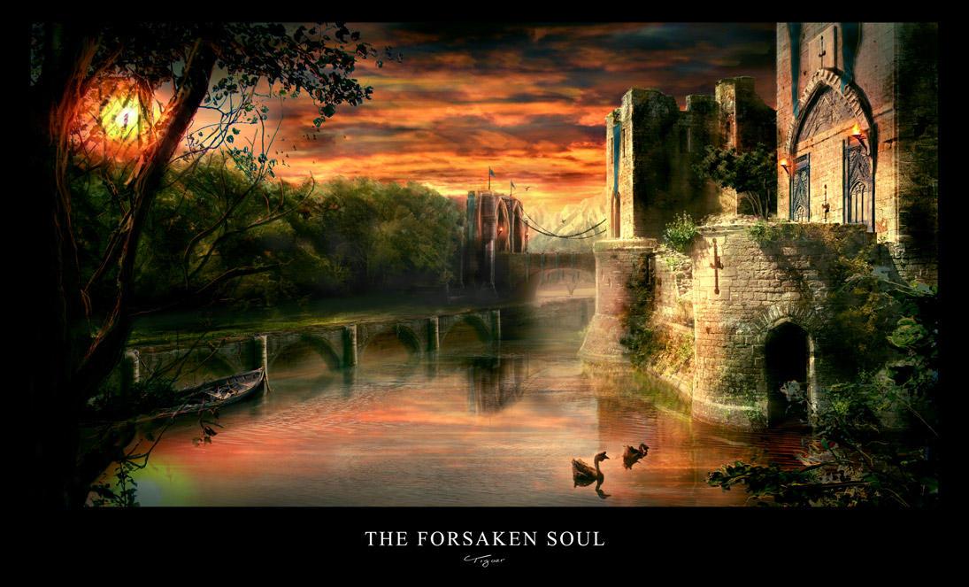 THE FORSAKEN SOUL by tigaer