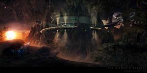 VAN DIEMEN'S RETREAT by tigaer
