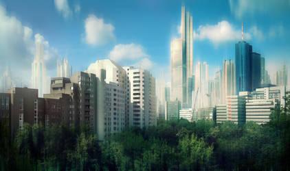 Future City by tigaer