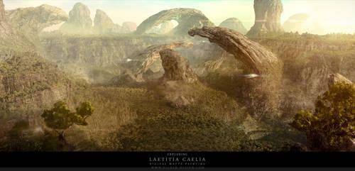 Laetitia Caelia by tigaer