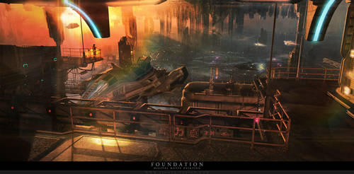 Foundation by tigaer