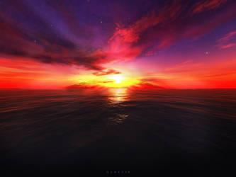 Terragen - Genesis by tigaer