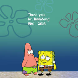 Thank You, Mr. Hillenburg by Tibusfaciem02