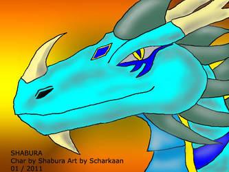 Birthday Pic for Shabura by scharkaan