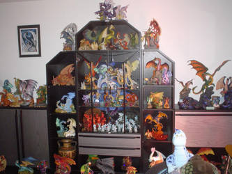 Dragon Figures Collection by scharkaan
