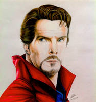 Doctor Strange (video) by artbox99