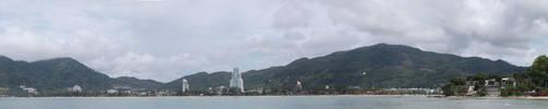 Phuket Panorama DAYTIME by frenic