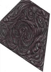 The Flesh Of Soft Black Stars II by darrenfrancis