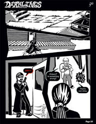 Darklings - Issue 6 Page 23 by leiko