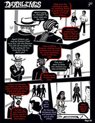 Darklings - Issue 6 Page 25 by leiko