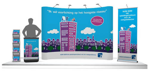 Presentation Walls help in Modern Advertising by andypattrick