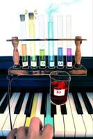 .liquid music. by Ponchounette