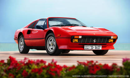 Rosso Italy by GTMQ8