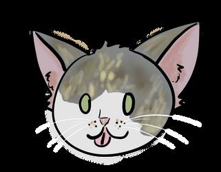 Felix! by kittensmittins
