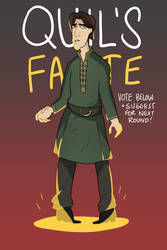 Quil's Fate: Part 1 [Interactive TG/TF] by Grumpy-TG