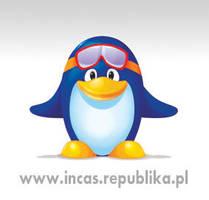Penguin by incas