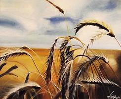 Wheat by LigoGren