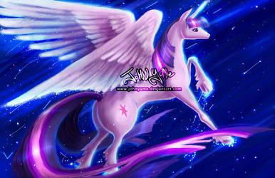 Twilight Sparkle by JohnYume
