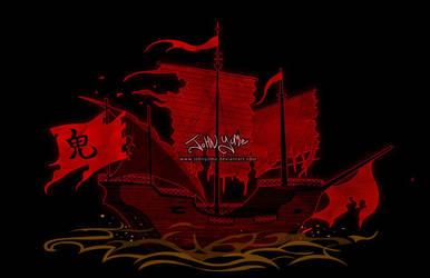 Ghost Ship by JohnYume