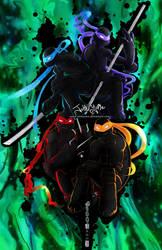 TMNT Mutagen by JohnYume