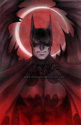 Batman by JohnYume