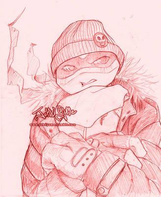 Raph Winter by JohnYume