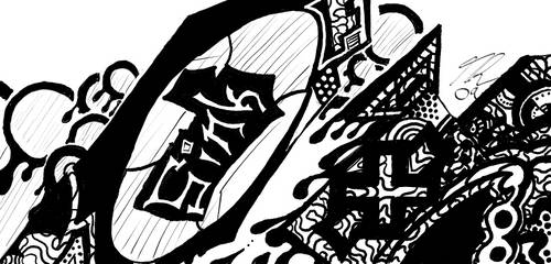 Sink - Doodle by fewofmany