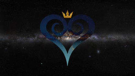 Kingdom Hearts - Nebula by DrBoxHead