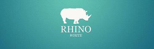 White Rhino by satmack