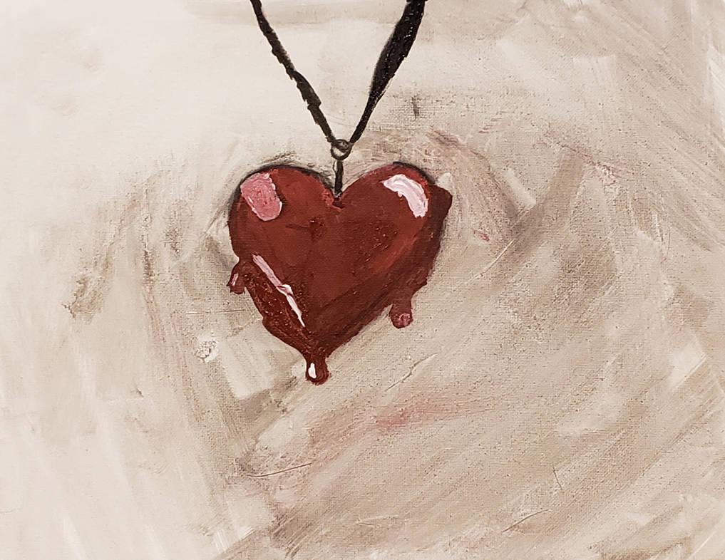 My Heart's Fear by DeathSpreeandViolet
