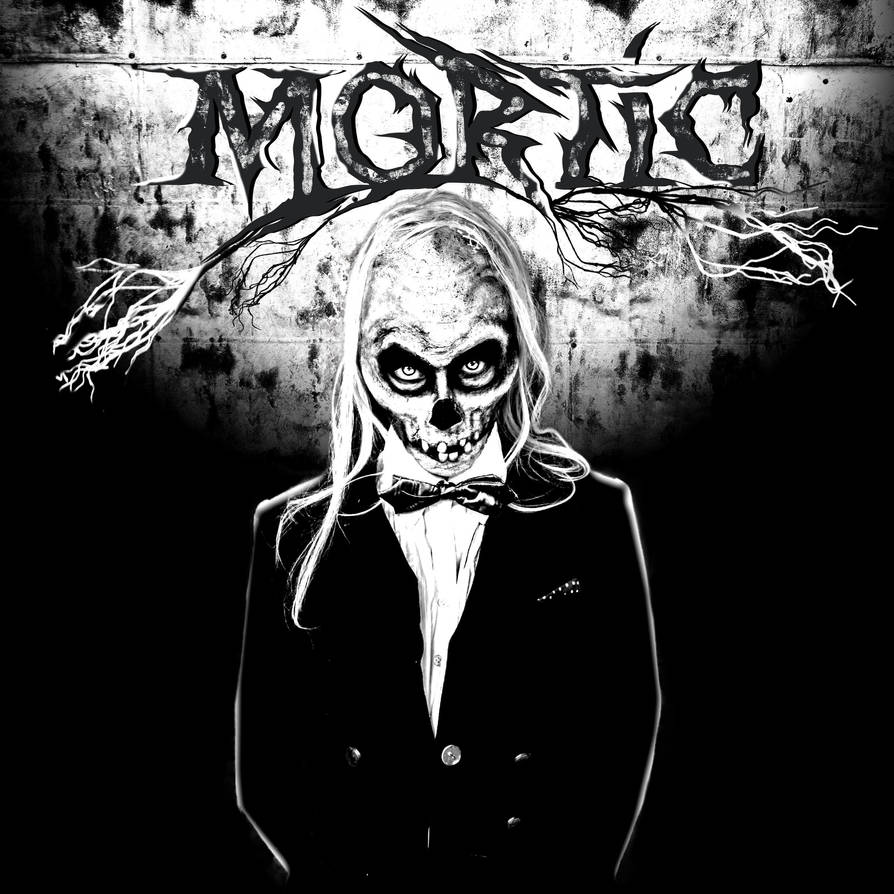 Mortic Heavy Metal Band by Arthur-Ramsey