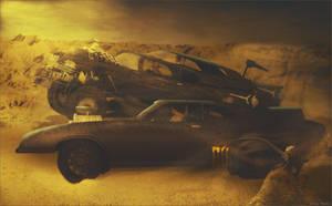 DESERT RATS by Arthur-Ramsey