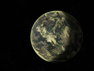 POTW 24: Chlorine Planet by ART5EC