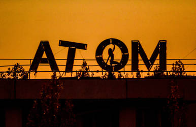 Pripyat, Let ATOM be worker, not soldier. by shovax