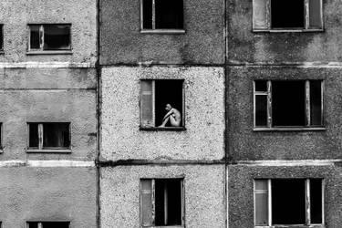 Somewhere in Pripyat by shovax