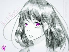 Noragami-Iki Hiyori by fameena