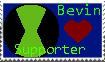 Bevin stamp by Bevin1011