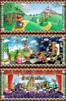 Super Mario's Actors Studio by ArnaudBaudin